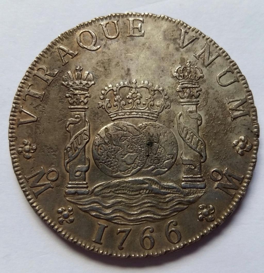 España, su imperio y la madre que parió a la cantidad de monedas que hicieron. 8_real89