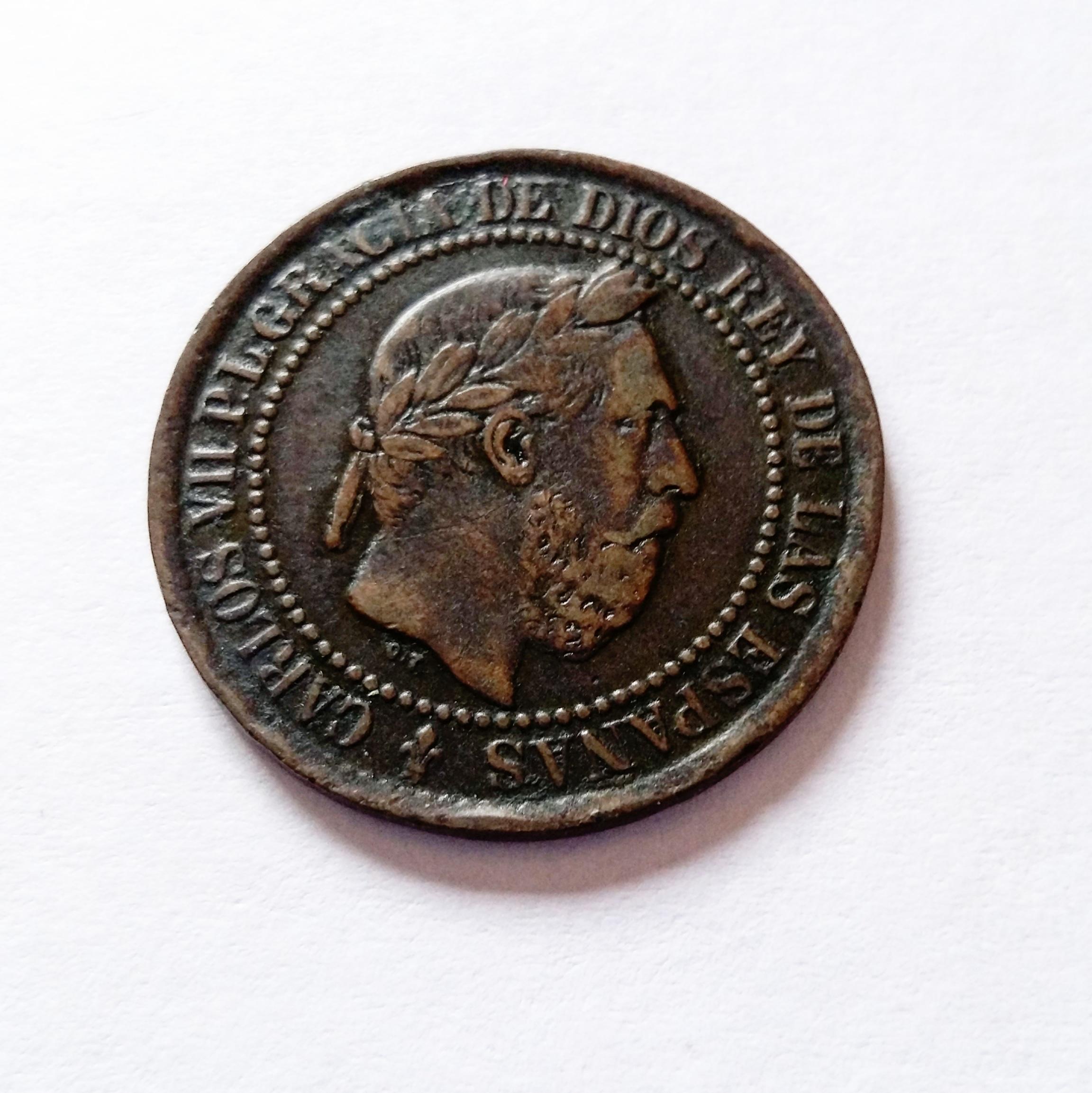 5 céntimos 1875. Carlos VII. Oñate Img_2011