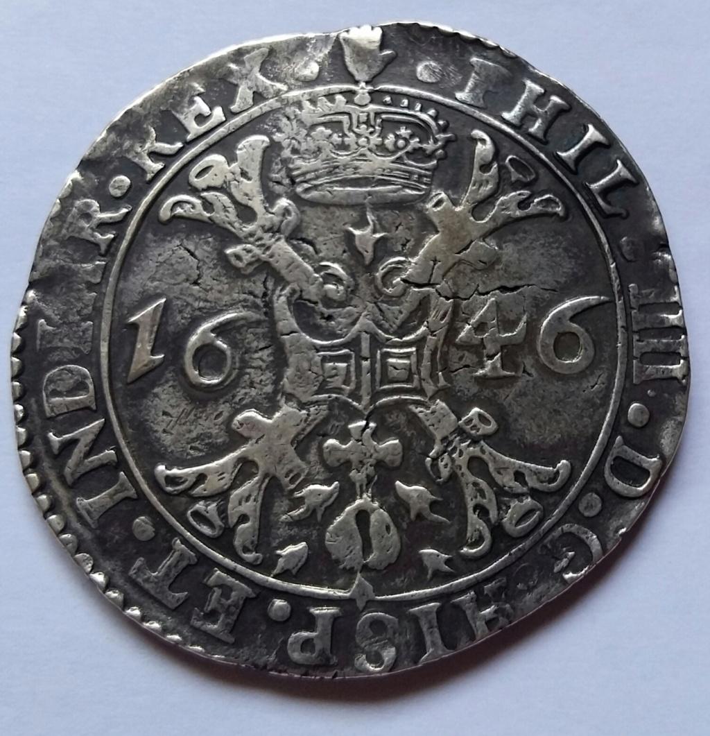 Patagón 1646. Felipe IV. Amberes Patagz14