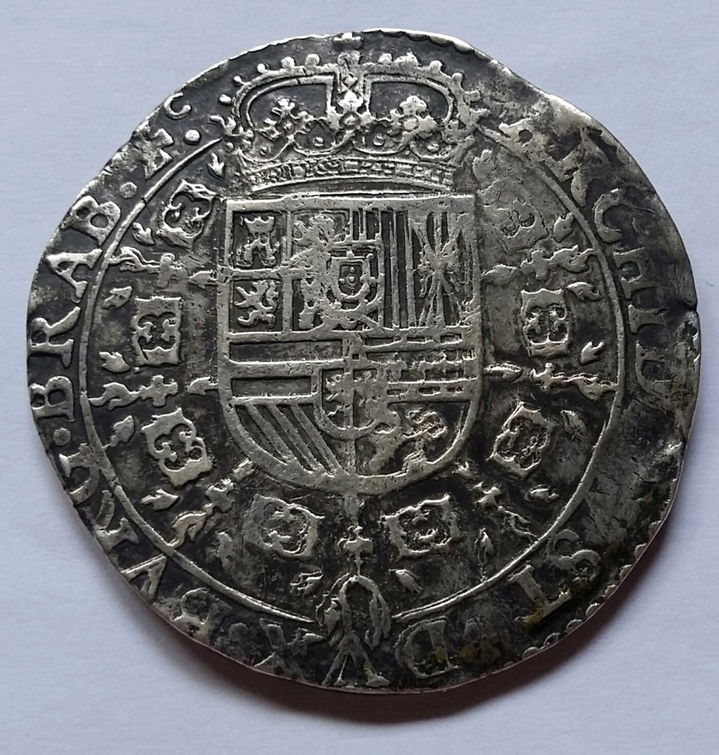 Patagón 1646. Felipe IV. Amberes Patagz15