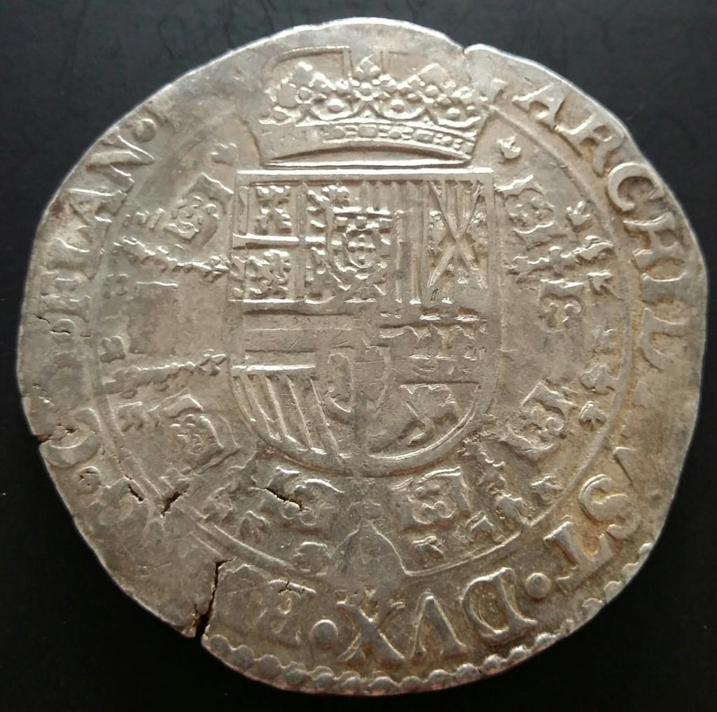 Patagón 1652. Felipe IV. Brujas Patagz17