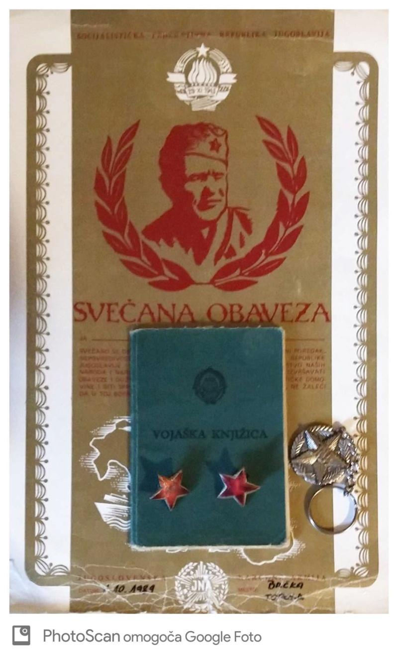 UROŠEVAC 1989 / 1990, KOMANDNI VOD LAP PVO. Jna10