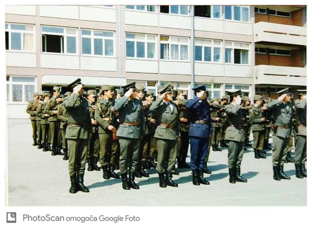 UROŠEVAC 1989 / 1990, KOMANDNI VOD LAP PVO. Uroeev15
