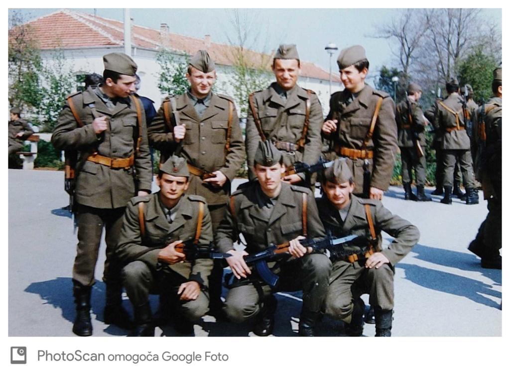 UROŠEVAC 1989 / 1990, KOMANDNI VOD LAP PVO. Uroeev16