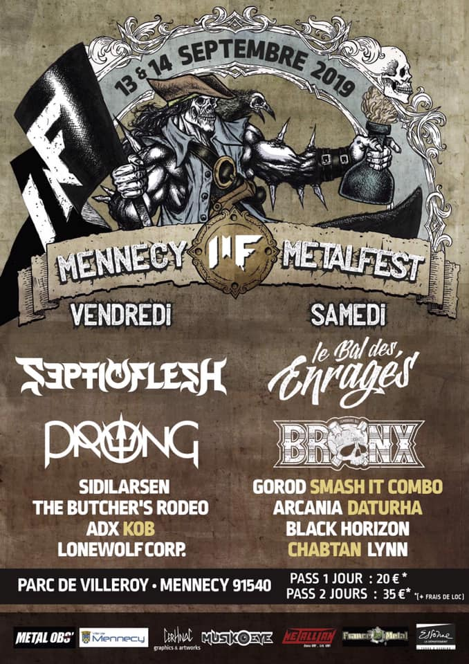 MENNECY METAL FEST 15623510
