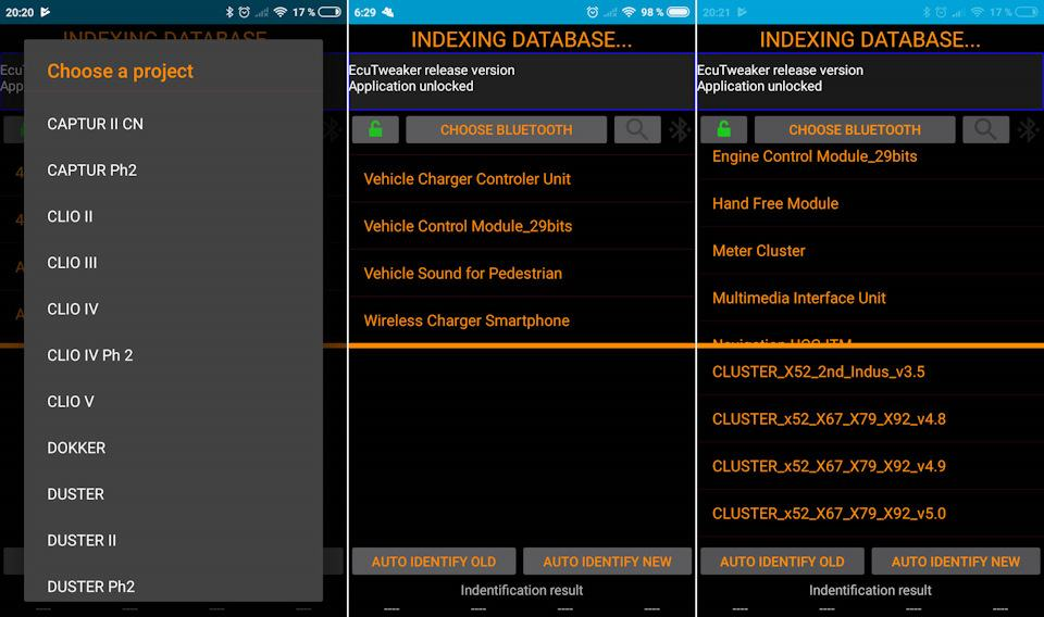 [ECU Tweaker] DTT4ALL pour Android 01huaa10
