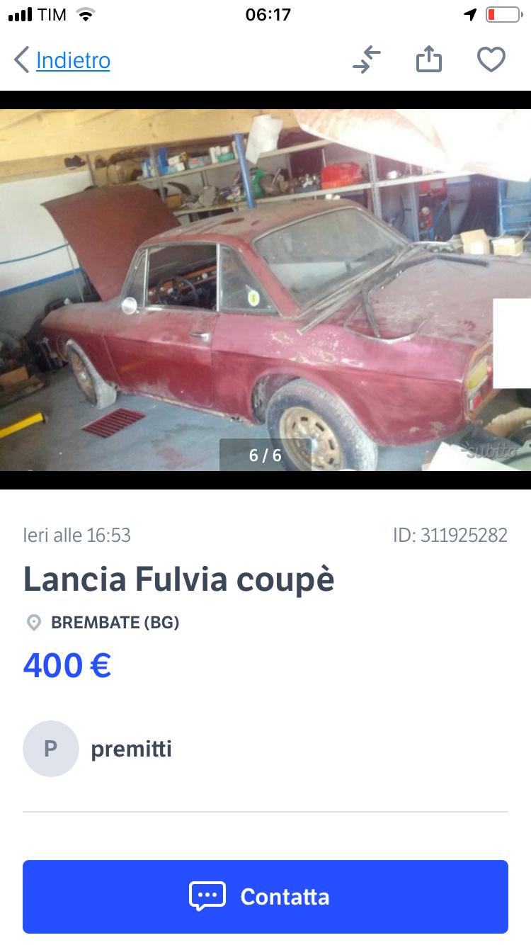 Fulvia hf in vendita A15d1e10