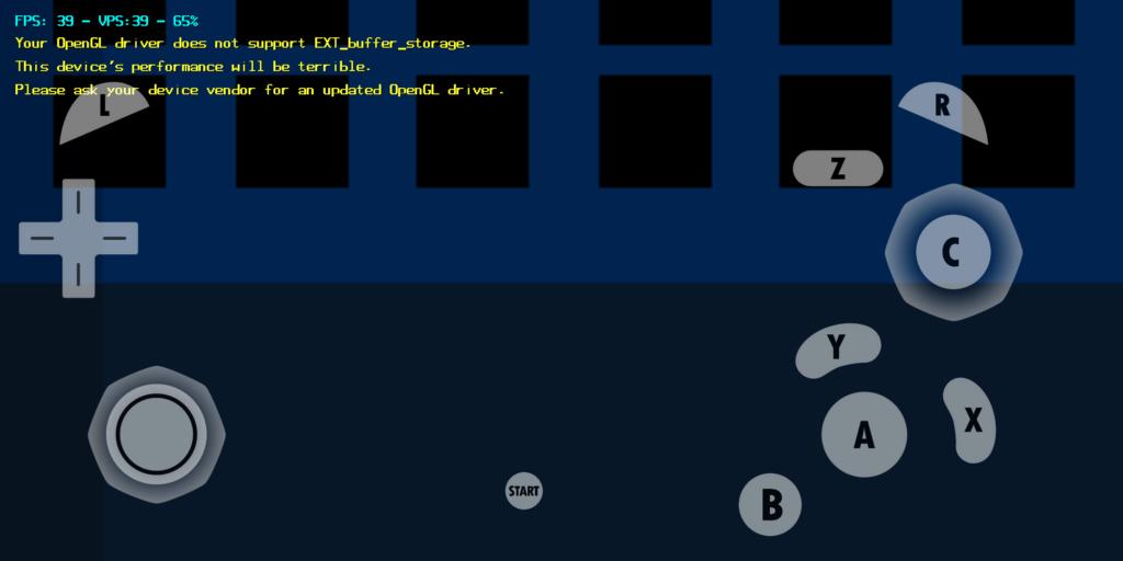 DamonPS2 : un nouvel émulateur PS2 sur Android - Page 9 Screen11