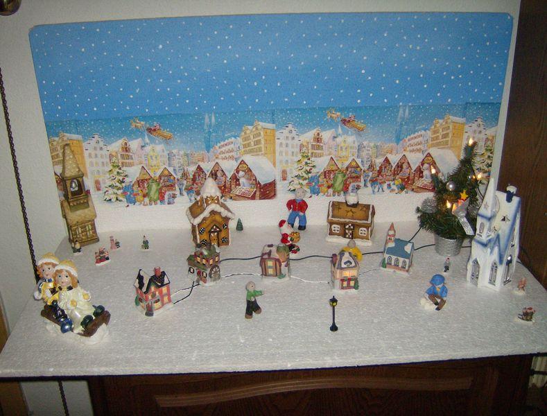 Schneelandschaft Schnee10