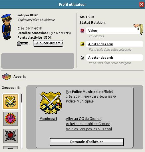 [Adieu] police [P] [09/11/2019] Nouvel42