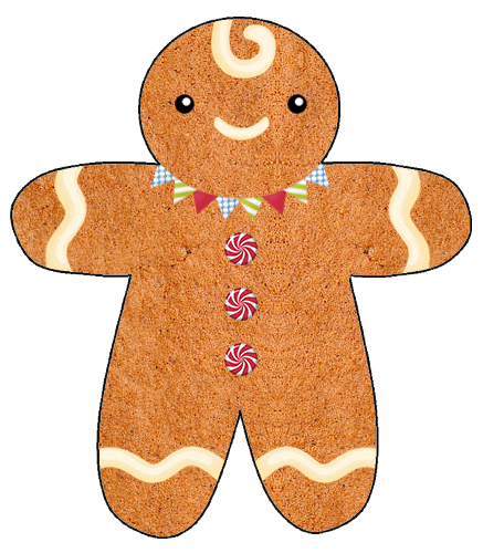 CONTEST: Decorating Gingerbread Cookies! Ginger10