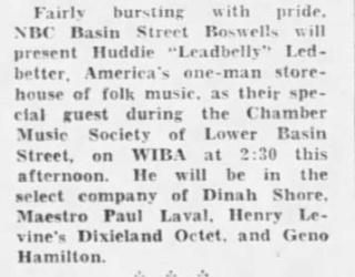 Chamber Music Society of Lower Basin Street 1940-013