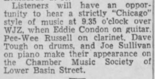 Chamber Music Society of Lower Basin Street 1941-010