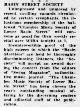 Chamber Music Society of Lower Basin Street - Page 2 1941-021