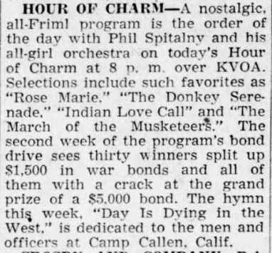 Hour Of Charm 1943-011