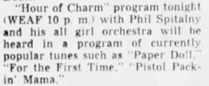 Hour Of Charm 1943-112