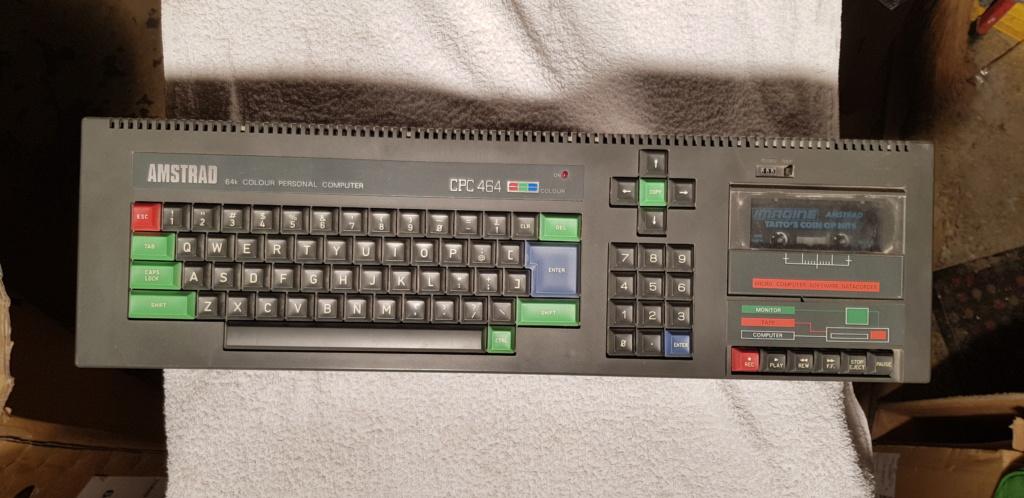 [Recherche] Amstrad CPC 20191111