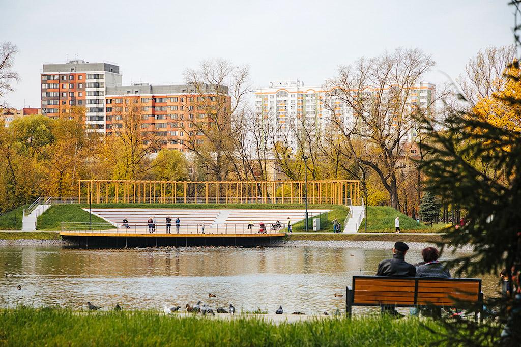 Лосиноостровский вошёл в число лучших районов Москвы по экологическим показателям E_210