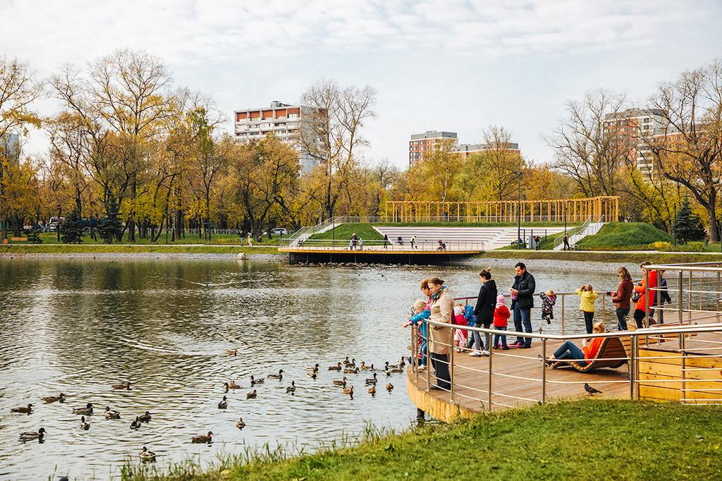 Лосиноостровский вошёл в число лучших районов Москвы по экологическим показателям E_310