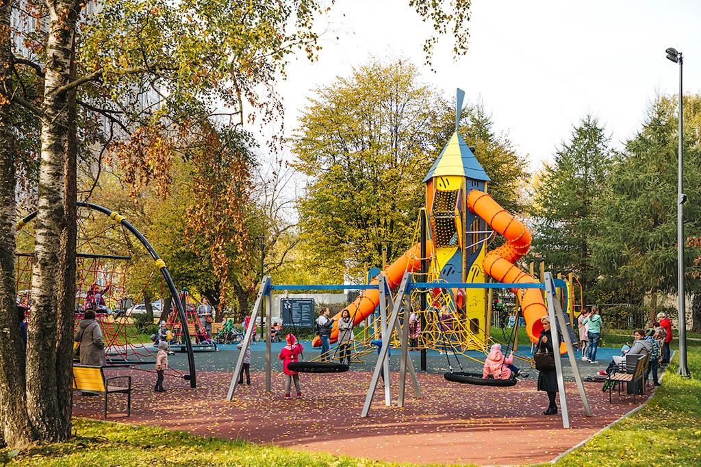 Лосиноостровский вошёл в число лучших районов Москвы по экологическим показателям E_510