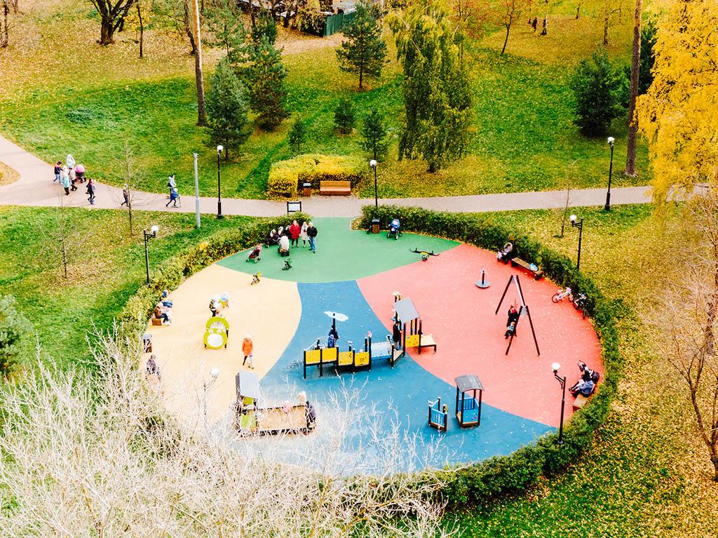 Лосиноостровский вошёл в число лучших районов Москвы по экологическим показателям S_510