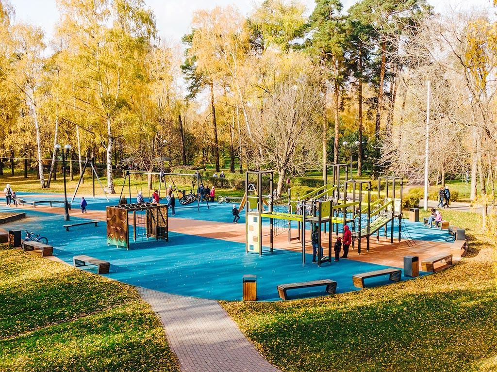 Лосиноостровский вошёл в число лучших районов Москвы по экологическим показателям S_610