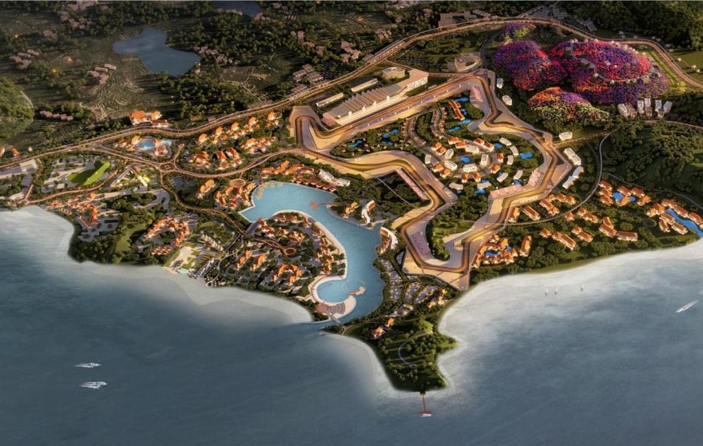El nuevo circuito urbano del GP de Indonesia de MotoGP 1use10