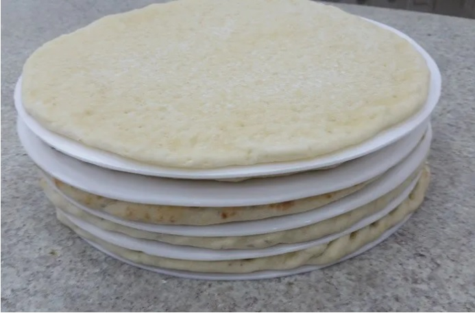 Quanto tempo uma massa pode ficar na geladeira sem perder a qualidade? Massa_12