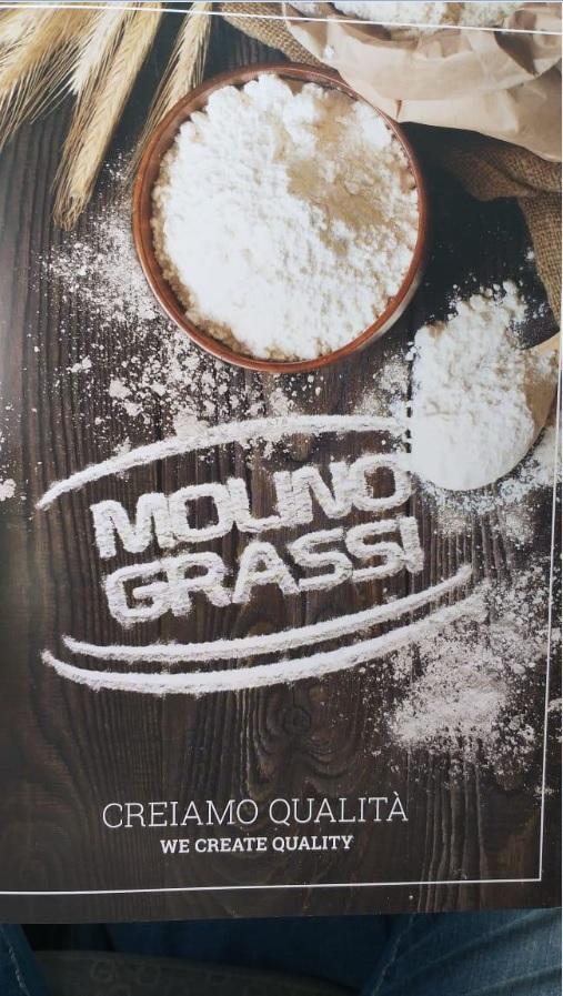 FARINHA ITALIANA DO MOINHO GRASSI - COMPRE AQUI, DIRETO COM A IMPORTADORA! Moinho11