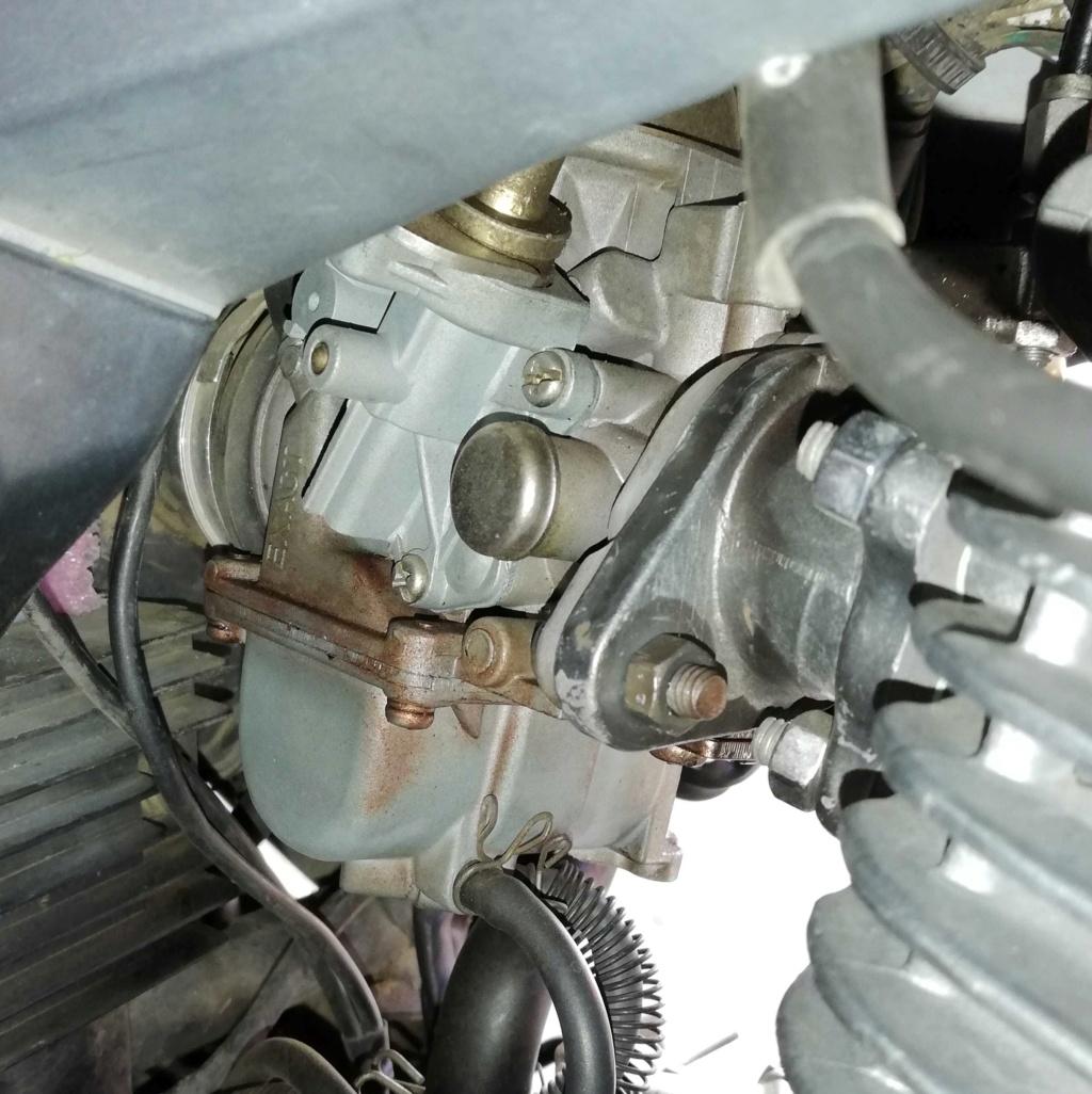 Tipo de carburador de mi RKV200S Carbur13