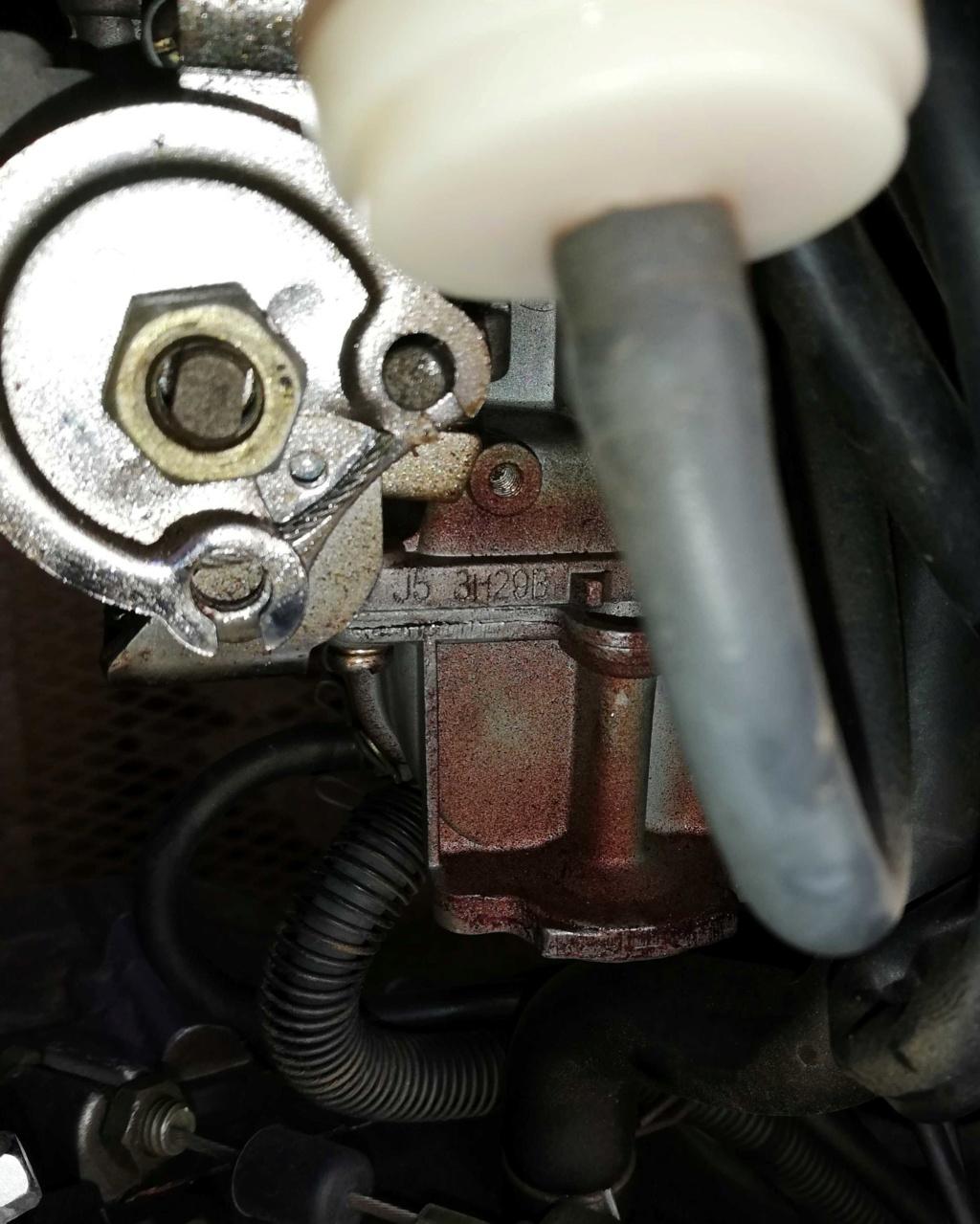 Tipo de carburador de mi RKV200S Carbur15
