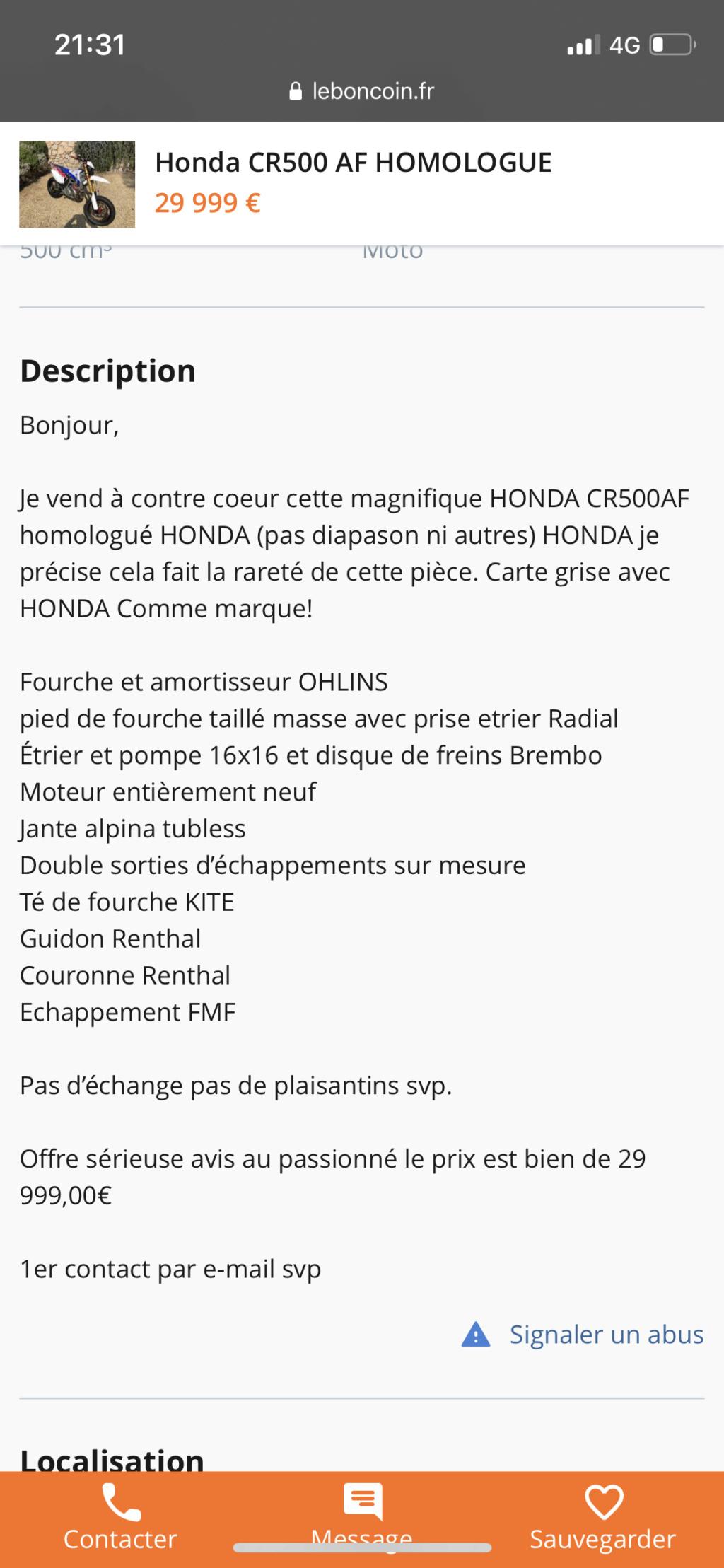 """Les annonces """"branlette"""" sur leboncoin... 32dcac10"""