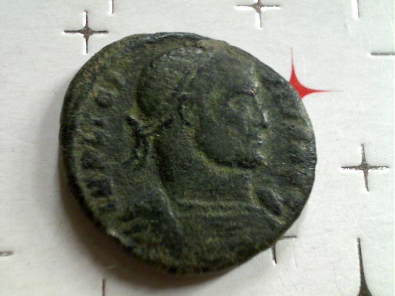 2 Monnaies de Licinius I à ID Webca128