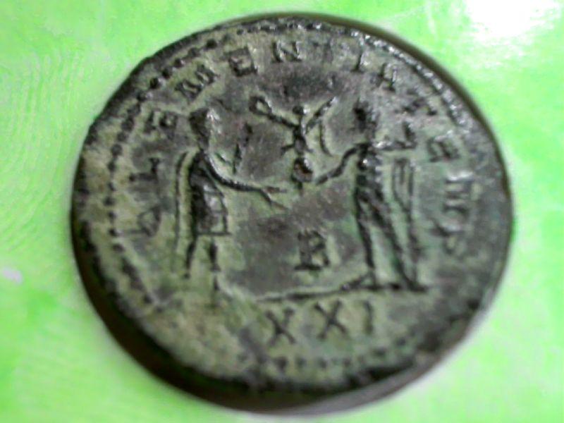 Théodose 1er  et Aurélianus de Probus pour la NBD Webca159
