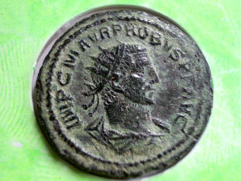 Théodose 1er  et Aurélianus de Probus pour la NBD Webca160