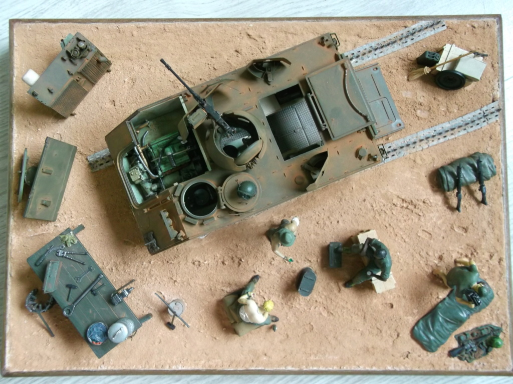 "vietnam M113 1/35 "" early in the morning 1967 "" tamiya et autre Dscf6717"