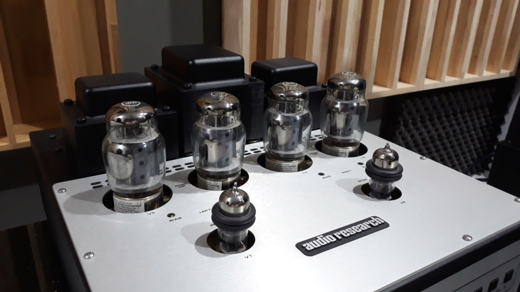 Audio Research VSI60 Integrated Ampilfier (used)  20200911