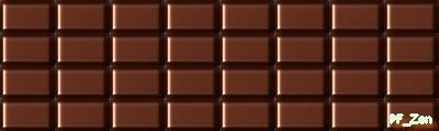 """N° 64 PFS collage spécial - assembler le collage """" Le chocolat """" Pfz_n613"""