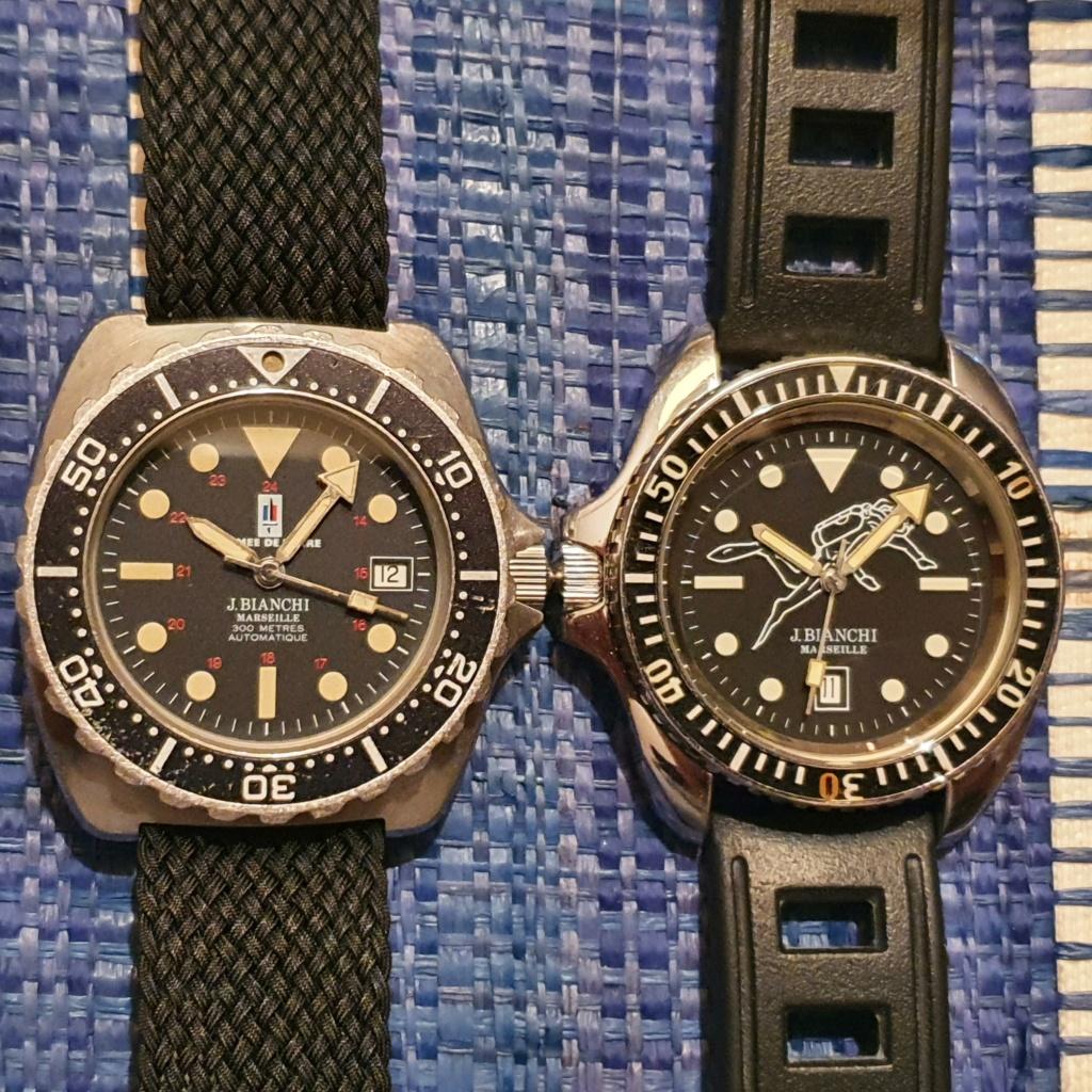 La montre des plongeurs de l'Armée de Terre, la Bianchi 300 - Page 2 Unknow14