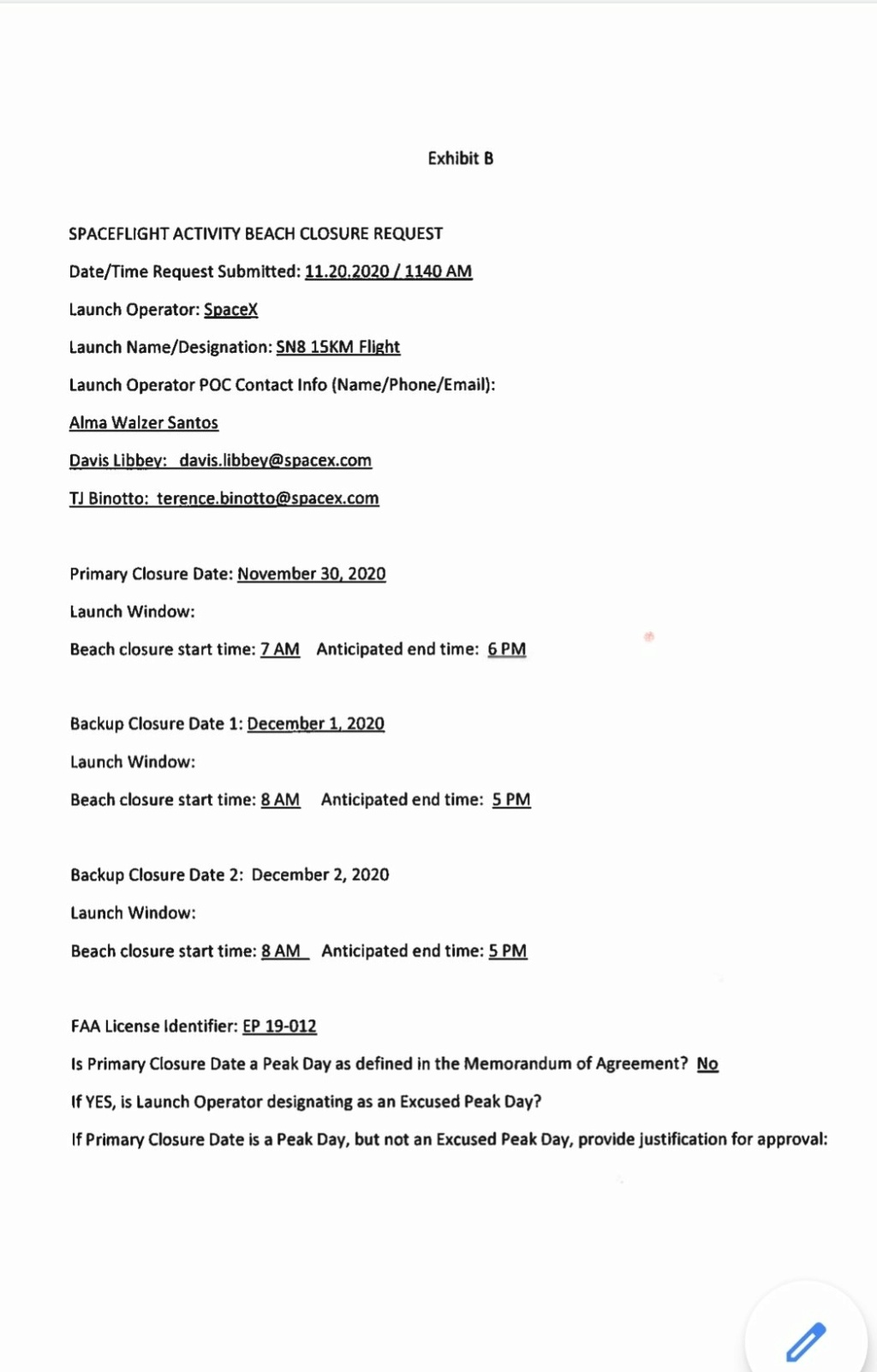 Starship SN8 (Boca Chica) (1/2) - Page 23 20201110
