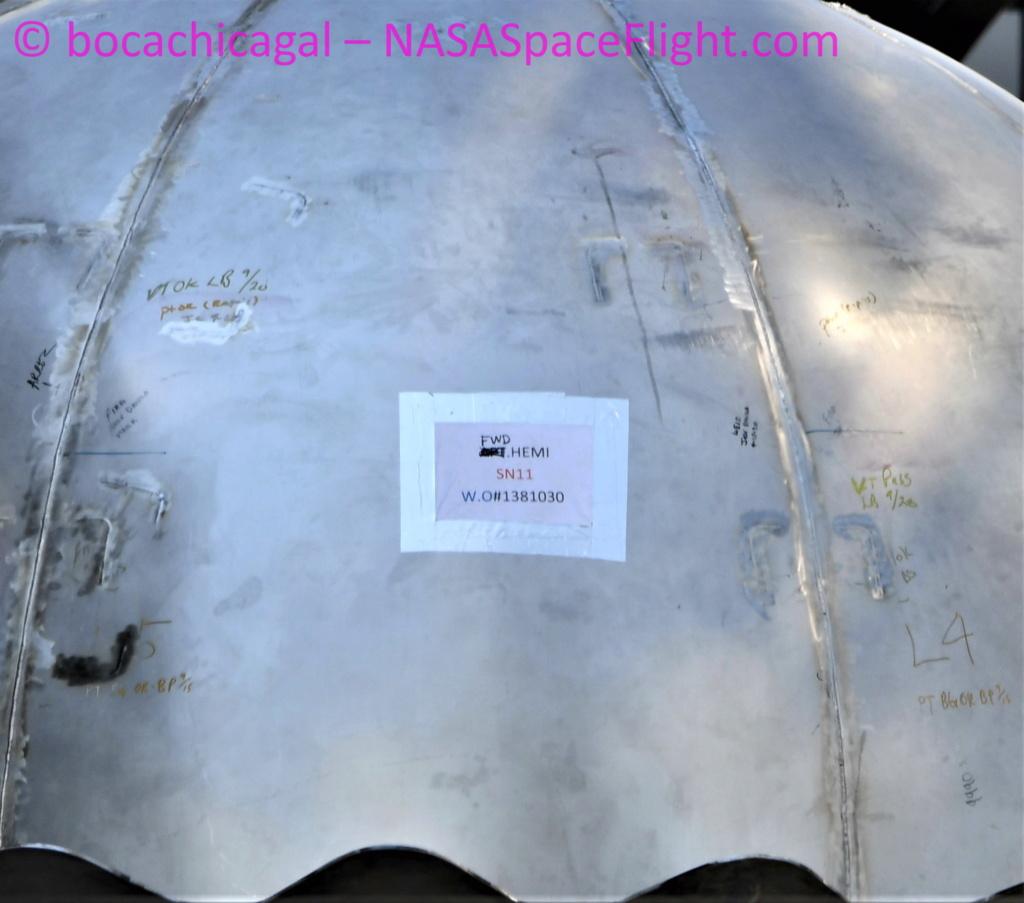 Starship SN11 (Boca Chica) Dsc_9911
