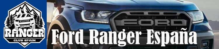 Ford Ranger España