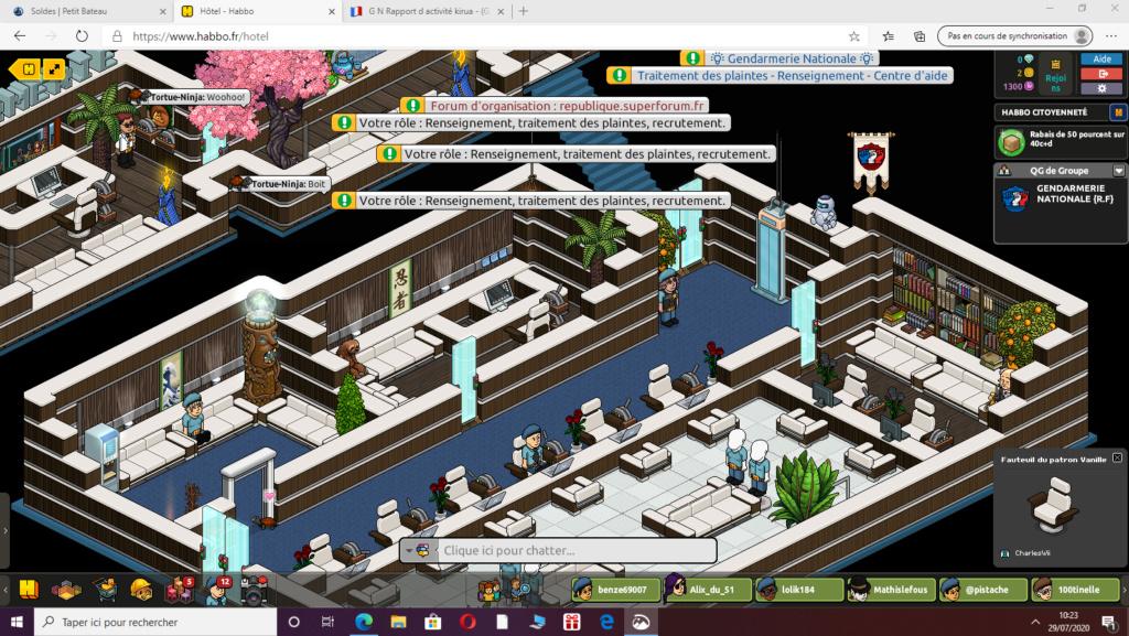 (G.N) Rapport d'activité de __kirua__ Rafina10