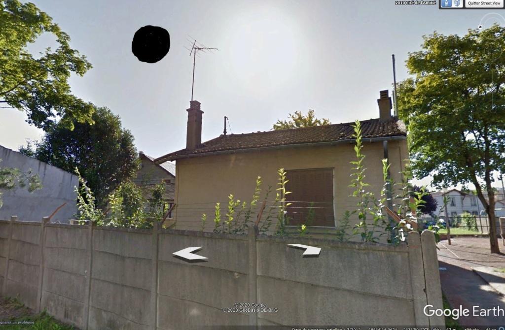 :  Bobigny le /1973 ou1974 à 09h30 - Un phénomène insolite - Bobigny -Seine-Saint-Denis (dép.93) Je_le_12