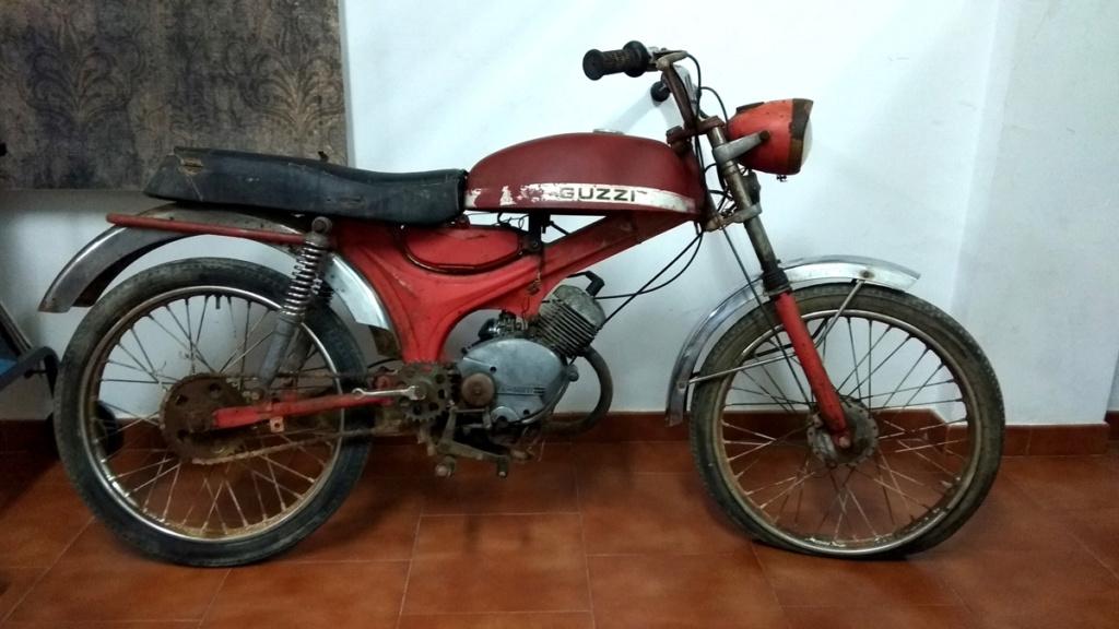 guzzi - Guzzi SERVA 49 CC Moto10