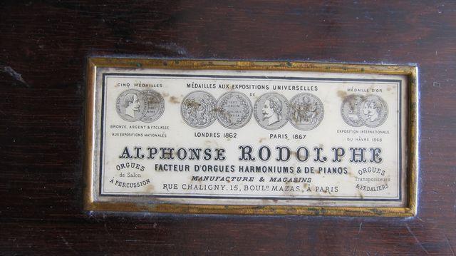 Harmonium Alphonse Rodolphe à donner Img_5613