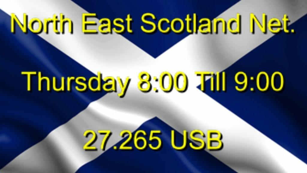 We need an Aberdeen/NE Scotland net 2020-010