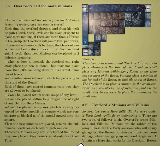 Règle Optionnelle avancée : les renforts Renfor10