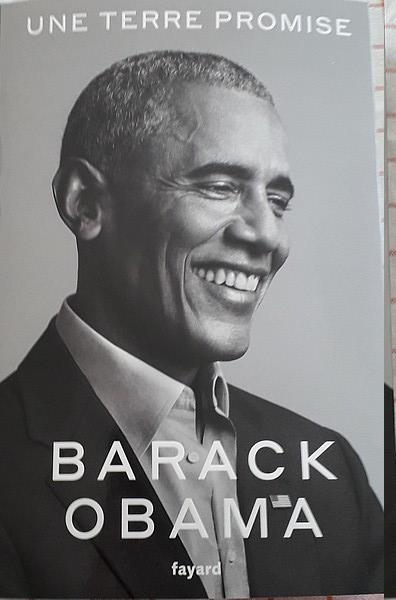 """""""Une Terre promise"""" Auteur : Barack OBAMA Une_te11"""
