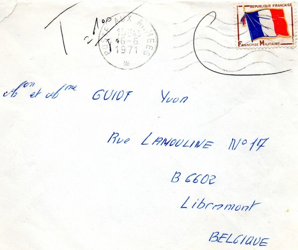 Affranchissement timbre & Taxation Exempl12